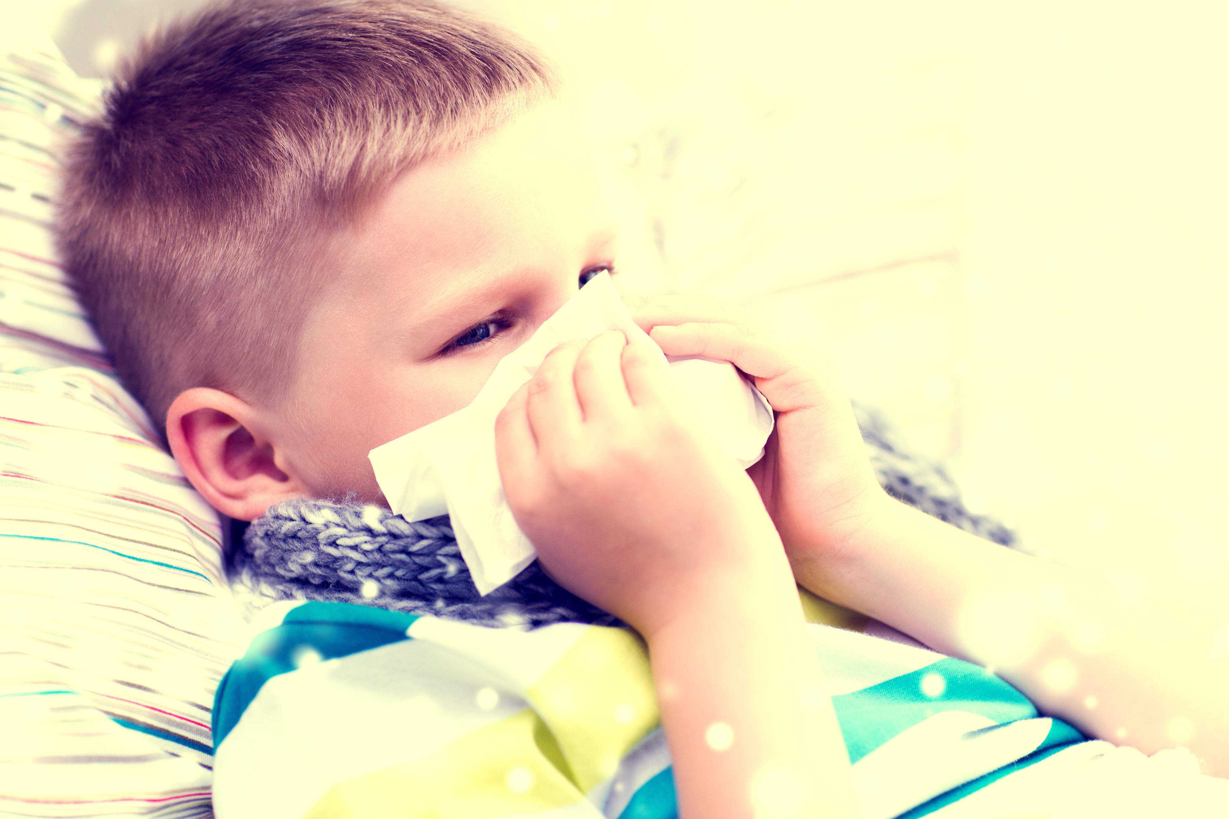 аллергия верхних дыхательных путей симптомы