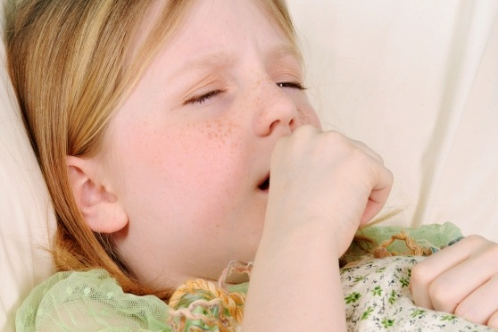 У ребёнка сухой кашель как лечить и температура