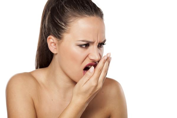 лор запах изо рта