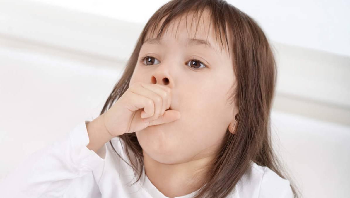 Температура у ребенка кашель