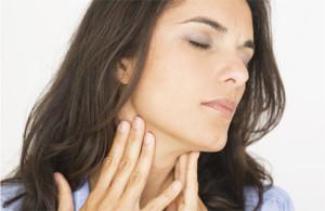 Ощущение инородного тела в горле
