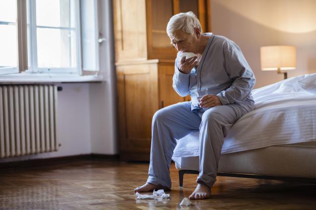 Чем облегчить кашель ночью взрослому