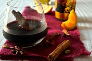 Горячее вино