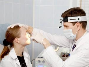 Диагностика ЛОР-врача