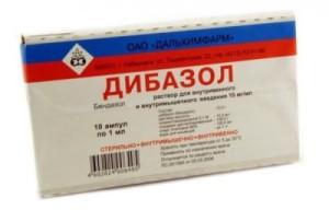 Дибазол при гриппе